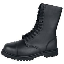 Brandit Botas Militares Botas Botas Hombre Mujer Militar Phantom Boots 14 Eyelet