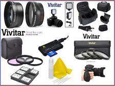Hi Def Super Deluxe Zubehör Paket Set für Nikon D3400