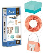 ✿ Cricut Cartridge For Die Cuts ✿ Bridal Shower For Wedding ✿