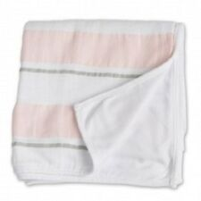 Lulujo Baby My Childhood Blanket Bold Stripes (in) 38x38 100% cotton Unisex 2016