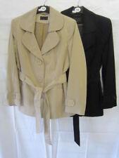 Cappotti e giacche da donna trench monopetto
