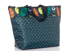 Thirty - One Thermal Tote Falling Feathers  NWT - FS