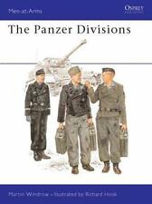 The Panzer Divisions - Osprey Men at Arms #024 -  MINT - Never Read - RETIRED