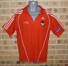 Medium Mens ST GEORGE DRAGONS NRL Shirt Polo Top Excellent condition Clean