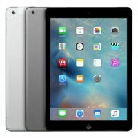 Apple iPad Air (WiFi + GSM Unlocked) 16GB 32GB 64GB 128GB - 9.7 in.