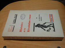 HISTOIRE DE LA REVOLUTION RUSSE (T. 1) - LA REVOLUTION POLITIQUE PAR LYDIA BACH
