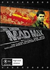 Mad Max (1979) Mel Gibson - NEW DVD - Region 4