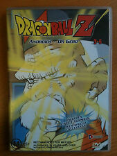 DRAGON BALL Z: ANDROIDS - DR. GERO 3.5 ~ AS NEW ~ RARE DVD ~ FREE POST