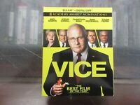 BRAND NEW Vice (Blu Ray + Digital)