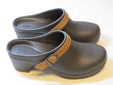 Crocs Sarah Clog Mule Duel Comfort Espresso 20631 standard fit Womens W 5 W5