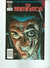 The Terminator #1 (Now 1988) Mint 9.6 Beautiful Copy; Based on the movie