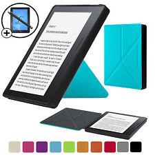 Blau Smart Hülle Schutzhülle Amazon Kindle Oase mit Displayschutzfolie & Stift