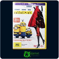 Minions (DVD) Michael Keaton - Sandra Bullock - Comedy - Family - Childrens