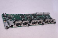 Used Mackie MCU PRO - MIDI Control Board Assembly - TESTED WORKS