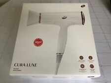 T3 - Cura LUXE Hair Dryer Digital Ionic Professional Blow Dryer White in BOX