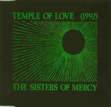 THE    SISTERS    OF    MERCY    TEMPLE    OF    LOVE    CD     MAXI    1992