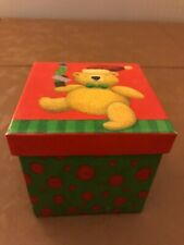 Christmas Holiday Wrapping Box Gift Box