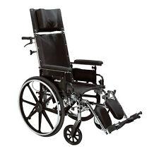 Кресло-коляска с откидывающейся спинкой