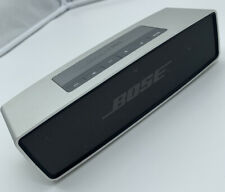 **UNTESTED** Bose Soundlink Mini Portable Wireless Bluetooth Speaker Silver