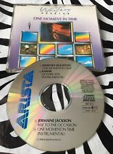 Whitney Houston - One Moment In Time Rare CD Single