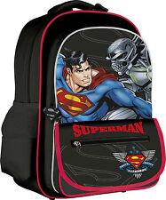 GRAND SAC A DOS CARTABLE SUPERMAN POUR L'ECOLE LOISIRS ET SPORT SUPER HÉROS