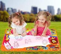 Drawing Painting Toddler Board Mat Doodle Mat for Kids Toys Aqua Magic Mats Mess