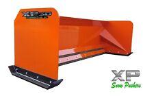 7' Xp30 Kubota Orange skid steer snow pusher Bobcat Case Local Pick Up