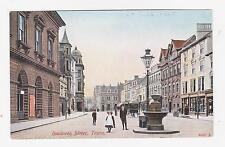 Truro,U.K.Boscawen Street,Cornwall,c.1909