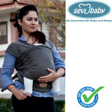 Sevibaby Kaki Porte-Bébé Usure Aide Babycarrier Sling devant 565-6