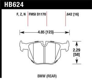 Hawk for 06 BMW 330i/330xi / 07-09 335i / 07-08 335xi / 09 335d / 08-09 328i HP+
