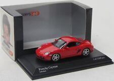 Porsche Cayman ( 2005 ) rot / Minichamps 1:64