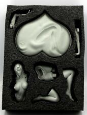 Clint Maclean 1706 Lily Female Nude Collector Miniature Resin Kit Display Figure