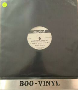 "HUGH BROWN -WHAT ARE WE GONNA DO 12"" SOUL RnB VINYL RECORD EX+ Con Rare"