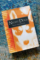 Night Dogs Kent Anderson Signed 1st Edition Book Dennis McMillan James Crumley