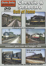 Chessie and Seaboard Hall of Fame Charles Smiley DVD
