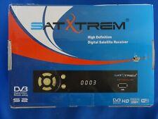 DÉCODEUR SATELLITE - SATXTREM - DV3 - HD WIFI - USB - IP-S2 PLUS