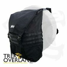 Trasharoo Spare Tire Trash Bag BLACK OPEN BOX