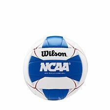 Wilson Mini Volleyball - NCAA Beach - Blue/White/Silver (WTH5111IB)
