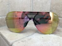 Quay Australia Sunglasses Showtime Black/Pink NWT Incl. Soft Case