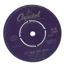 "Nat King Cole - Cappuccina  - 7"" Record Single"