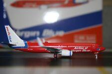 Phoenix 1:400 Pacific Blue Boeing 737-800 VH-VUM (PH4VOZ695) Die-Cast Model
