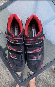 clip in bike shoes