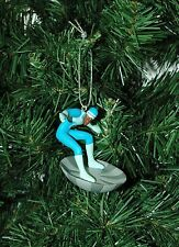 The Incredibles, Frozone (Lucius Best) Christmas Ornament