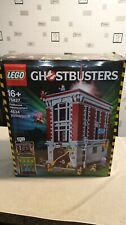 LEGO 75827 Ghostbusters Firehouse - Damaged Opened Box ( Please read )