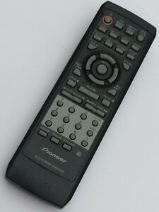 Original Pioneer DVD Player VXX2702 Remote Control