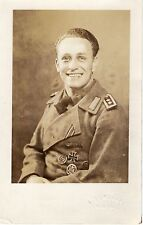 Portrait 6, Soldat 2.Weltkrieg