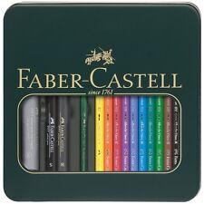 Faber-Castell Mixed Media Albrecht Durer Pencils - Pitt Artist Pens Tin Set