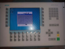 Siemens SIMATIC MP270 MULTI PANEL TFT-DISPLAY, 6AV 6542-0AB15-1AX0