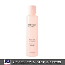 [ Etude House ] Moistfull Collagen Facial Toner 200ml +New Fresh+ Free Sample