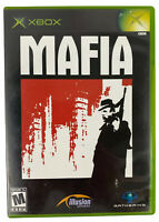 Mafia (Microsoft Xbox, 2004) Disc And Case, No Manual- Tested Free Shipping